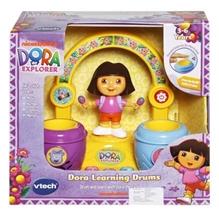 Vtech Dora Learning Drums