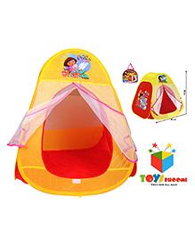 Toys Bhoomi Dora The Explorer Play Tent - Yellow