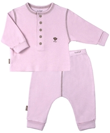 Kushies Baby - Full Sleeves Top With Shorts Set