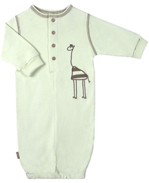 Kushies Baby - Full Sleeves Baby Gawn