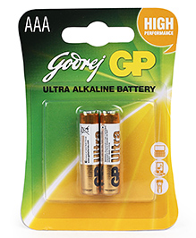 Godrej GP AAA Ultra Alkaline - Pack Of 2