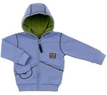 Kushies Baby - Full Sleeves Jacket With Hood