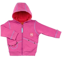 Kushies Baby - Hooded Full Sleeves Jacket