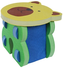 Bear Design Eva Baby Stool