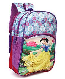 Disney Snow White School Bag Purple - Height 14 Inches