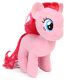 My Little Pony Pinkie Pie Plush Toy Pink - Height 13 Cm