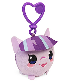 My Little Pony Starlight Glimmer Clip On Soft Toy Purple - Height 16.5 Cm