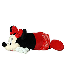 Disney Minnie Mouse Bolster - Black Red