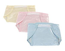 Tinycare Waterproof Baby Nappy Protector Small - Set of 3