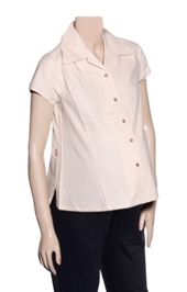 Uzazi - Maternity Wear Half Sleeve Shirt