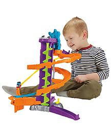 Thomas And Friends Minis Steelworks Stunt Set - Multicolour