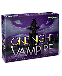 Bezier Games One Night Ultimate Vampire Card Game - Multicolour