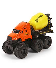 Maisto Builder Zone Quarry Monsters - Orange & Yellow