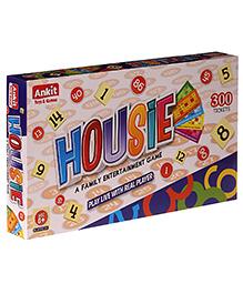 Ankit Toys Housie Game - Multicolour
