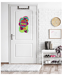 Asian Paints Peel & Stick MTV Quote Wall Sticker Extra Large - Multicolour