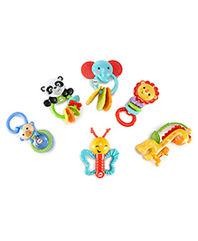 Fisher Price Animal Friends Gift Set - Multi Color