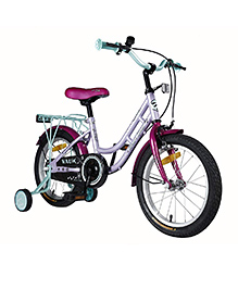 Vaux Pearl Lady Bicycle Pink Purple- 16 Inches
