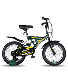 Vaux Eco-Sus Kids Sports Bicycle Green - 16 Inches