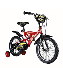 Vaux Eco-Sus Kids Sports Bicycle Red - 16 Inches