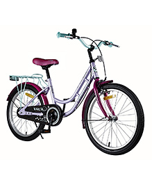 Vaux Pearl Lady Bicycle Purple - 20 Inch