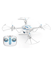 Toyhouse SYMA X5UW 720 HD Camera Wifi FPV Quadcopter Remote Control Drone - Blue White
