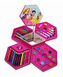 Abhiyantt Disney Princess Colour Kit - 46 Pieces