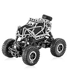 Emob Remote Control Racing Rally Rock Through Off-Road Crawler - Black