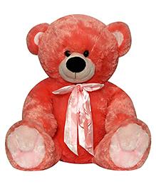 Soft Buddies Teddy Bear Soft Toy Peach - 40 Cm