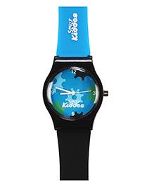 Smilykiddos Fantasy Watch - Blue & Black