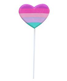 Smilykiddos Candy Scented Heart Shape Eraser - Multicolour