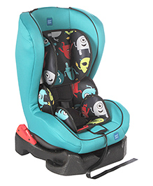 Mee Mee Convertible Baby Car Sea - Sea Green