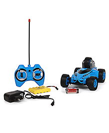 Smiles Creation Remote Control 5 Wheeled Stunt Vehicle - Blue