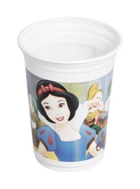 Disney Snow white - Plastic Cup