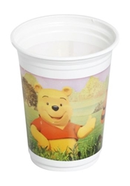 Disney Winnie the Pooh - Plastic Cup