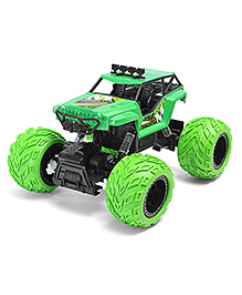 Curtis Toys Remote Control Monster Truck - Green