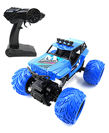 Curtis Toys Remote Control Monster Truck - Blue