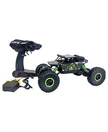 Curtis Toys Remote Control Rock Crawler - Black & Green