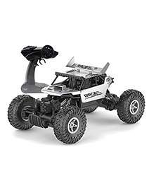 Curtis Toys Remote Control Monster Truck - Black & White
