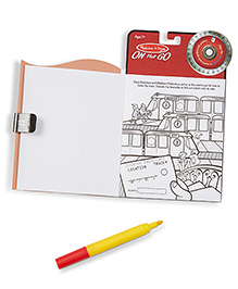 Melissa And Doug Case Of The Runaway Ruby Multi Colour - 18 Pages