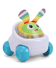 Fisher Price Bright Beats Buggies Beatbo Car - Blue & Yellow