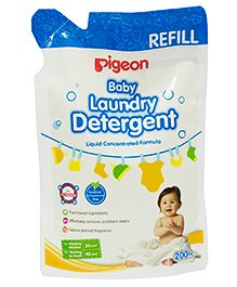 Pigeon Baby Laundry Detergent Refill Pack - 200 Ml