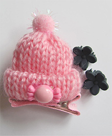 Milonee Hair Pin & Flower Clip - Pink