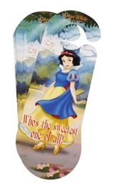 Disney Snow White And The Seven Dwarfs - Door Hanger - 1 Set / Pack Of 8