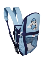 Farlin 2 Way Extra Padded Baby Cuddler Sky Blue - 6.5 Kg To 13 Kg