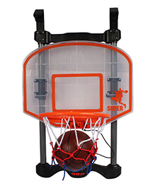 Planet Of Toys Basketball Play Set - Multicolour