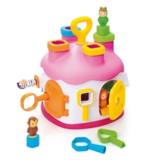 Smoby - Cotoons Shape Toy House