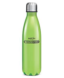 Milton Thermosteel Insulated Steel Bottle Green - 1000 Ml