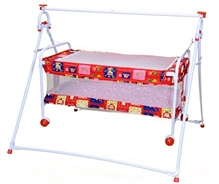 Mothertouch -  Bear Print Baby Cradle
