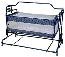 Mothertouch Blue Deluxe Compact Cradle