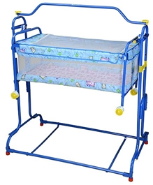 Mothertouch - Blue High Compact Cradle